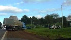 El fin de semana arrancó con tres muertos por accidentes de tránsito en Misiones