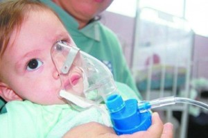 Aumentaron un 20 % las consultas por infecciones respiratorias agudas