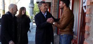 """Macri: """"La Argentina está en los umbrales de una nueva etapa"""""""