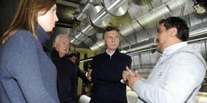 """Macri: """"Llegó la hora de que seamos protagonistas de nuestro futuro"""""""