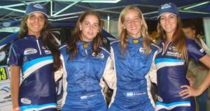 """Rally Argentino: """"Vienen Marcos Ligato, Villagra, Nalbandián y una chica que maneja muy bien"""""""