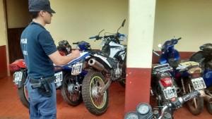 Secuestraron motocicletas por maniobras peligrosas, ruidos molestos y picadas