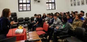 Segunda jornada del taller Voto Joven 2015 en el Concejo Deliberante de Posadas