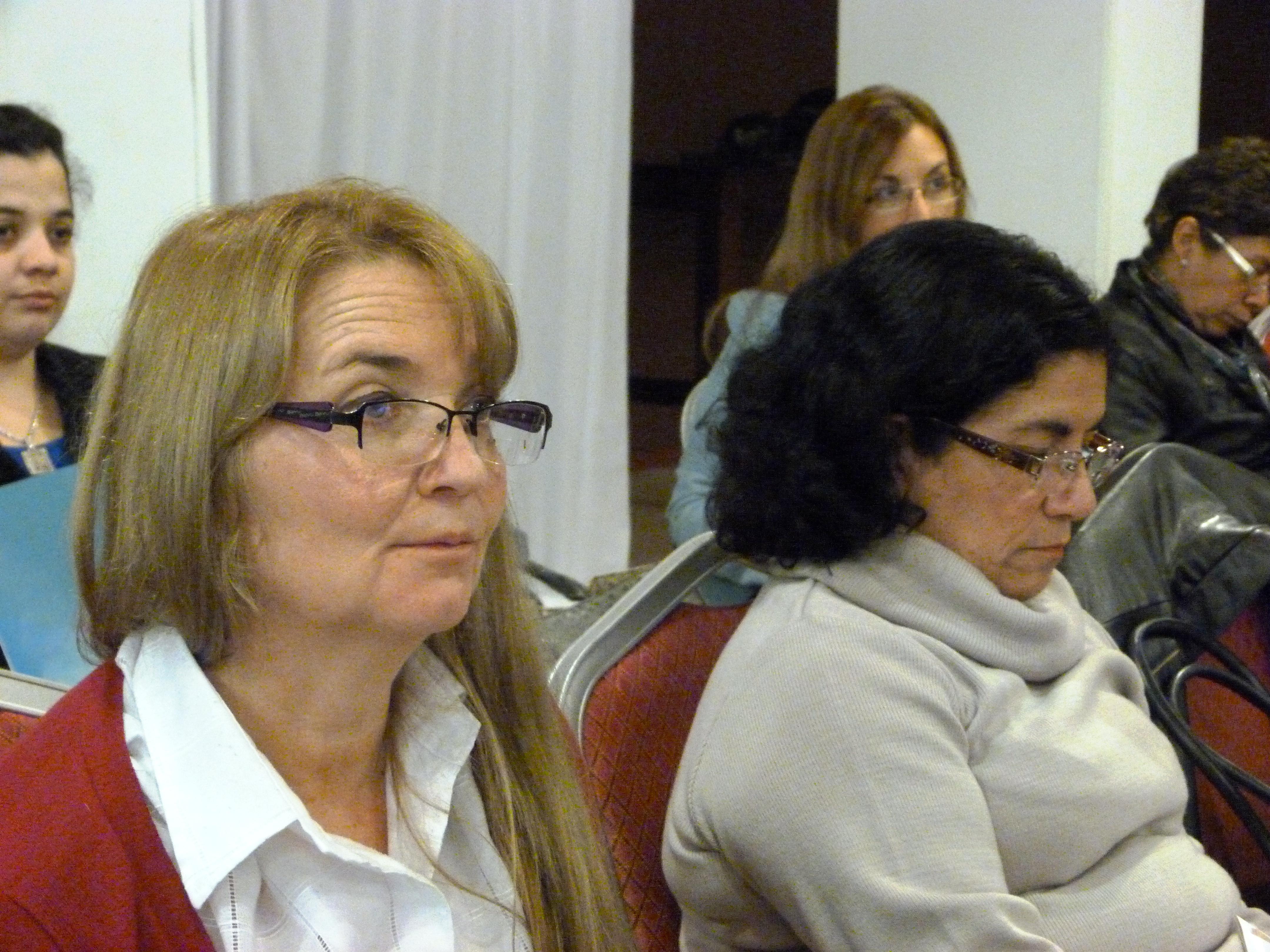 El área de Ludopatía del Iplyc capacita a profesionales de la salud, en temática sobre adultos mayores