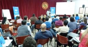 El Banco Macro desarrolló el segundo seminario del Programa Naves en la UGD