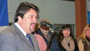 El Gobernador condenó el hecho vandálico realizado contra Joaquín Losada