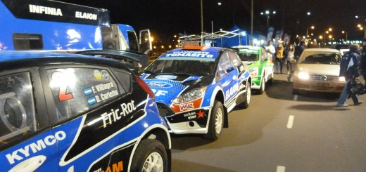 Rally Argentino: hoy a las 20 se realizará la largada en el cuarto tramo de la Costanera