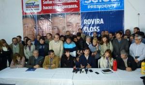Losada repudió el ataque y confirmó la presentación de su candidatura a Intendente