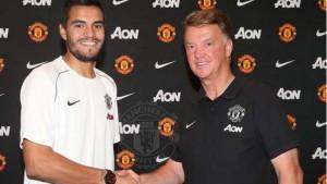 Otro misionero llegó a un club grande de Europa, Sergio Romero firmó con el Manchester United