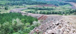 Ruta Provincial 8: sostenido avance del asfaltado