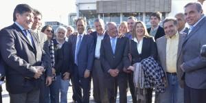 Scioli participo en San Juan de una cumbre minera con nueve gobernadores