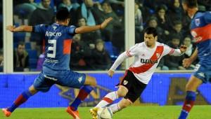 River igualó ante Tigre pese a los regresos de González y Saviola