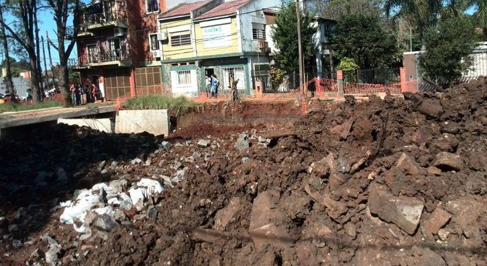 Concejales piden interpelación al Secretario de Obras Públicas por detonaciones en el Vicario