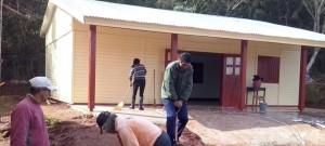 Wanda: La comuna realiza trabajos de conservación y restauración de calles en los distintos barrios