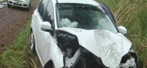 Cinco lesionados en accidentes viales en Eldorado