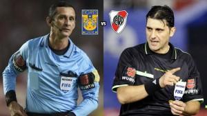 La Conmebol designó los árbitros para las finales de la Libertadores