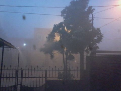 Solamente Aurora y San Pedro siguen con inconvenientes de energía