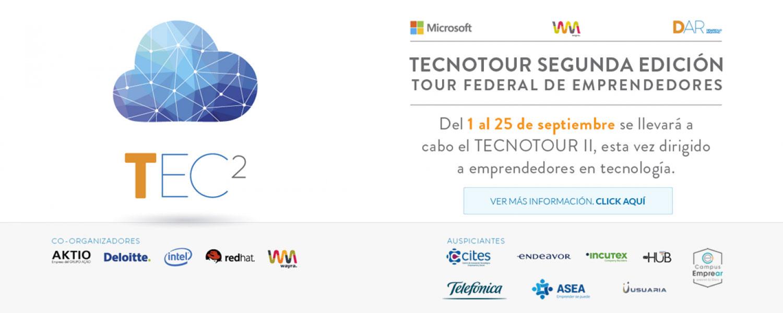 Luego del éxito del primer Tecnotour, DAR lanza el segundo Concurso de Desarrollo Tecnológico más grande del país