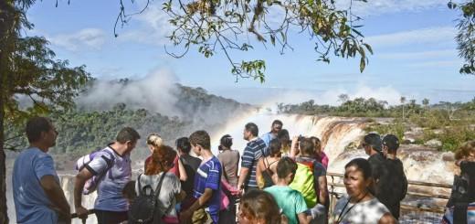Cataratas vive una excelente temporada con un 69% de incremento de turistas con respecto al 2014
