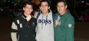 Copa Misiones: Sergio Zarza, uno de los que va a correr con los grandes del Rally Argentino