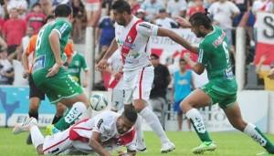 Guaraní perdió 1 a 0 ante Sportivo Belgrano y sigue en caída libre en la B Nacional