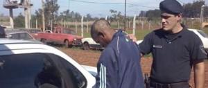 Detuvieron a un joven en averiguación de antecedentes