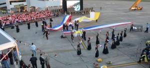 Desde su arribo al Aeropuerto, toda la agenda oficial de los tres días de visita del Papa Francisco a Paraguay