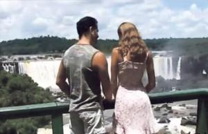 Brasil: descubren en Internet una película porno grabada en Cataratas