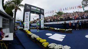Correrán un triatlón Iron Man a ambos lados de la represa Itaipú