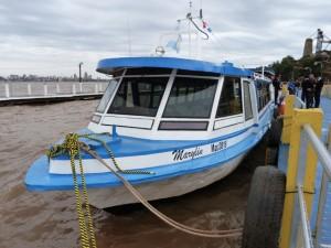Visita del Papa: la rehabilitación de las lanchas a Encarnación depende de Paraguay