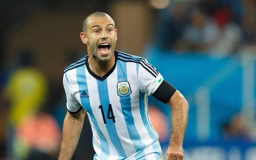 "Mascherano pidió que la final con Chile ""no sea una guerra"""