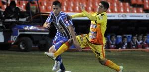 Sin reacción, Crucero sufrió una dura derrota 3 a 0 ante Godoy Cruz en Mendoza