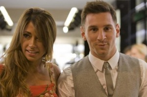 La esposa de Messi, internada por una infección urinaria que no compromete su embarazo