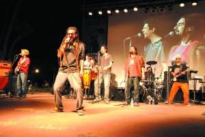 Nonpalidece y Miss Bolivia ya están en Posadas para desatar la mejor fiesta reggae