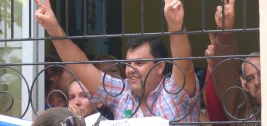 La semana que viene declarará Pablo Castro por la supuesta renuncia como intendente de Santa Ana