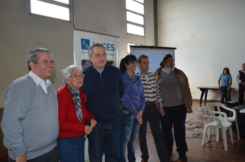 """""""La política solamente sirve si soluciona los problemas concretos de la gente"""", dijo Passalacqua"""