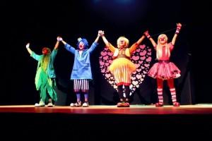 Este fin de semana disfruta de las mejores obras teatrales para niños en el Vicente Cidade