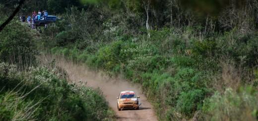 Esta noche comienza el Rally de Campo Viera con el show de la rampa de largada