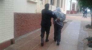 """La Policía recapturó a uno de los evadidos """"enjabonados"""" de la Seccional Segunda de Oberá"""