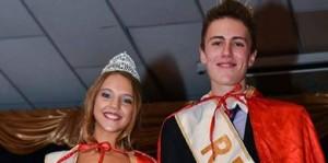 Los nuevos Reyes del San Basilio ya lucen su corona