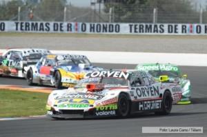 Angelini ganó una vibrante carrera del TC en Santiago del Estero