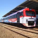 Hoy no hay servicio de tren a Encarnación por el conflicto por adicionales entre Casimiro Zbikoski S.A. y empleados de Aduanas