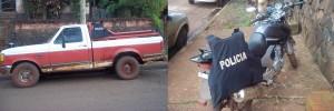 Recuperaron vehículos robados en Wanda y 9 de Julio