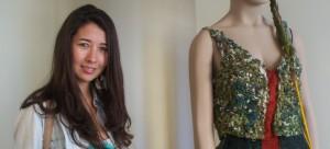 Presentaron 30 diseños en el Paseo de la Moda en la Legislatura