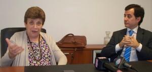 """Aída Kemelmajer: """"Creo que el Código avanza y nos pone a la cabeza del Derecho Civil y Comercial de América Latina"""""""