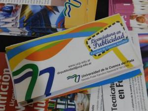 La Universidad Cuenca del Plata presentó la licenciatura en Publicidad