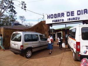 El Hogar de Día de Puerto Iguazú cumple un año de trabajo intenso con importantes logros