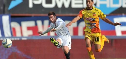 Crucero jugó un partidazo pero no le alcanzó y cayó 2 a 1 frente a San Lorenzo en el Nuevo Gasómetro