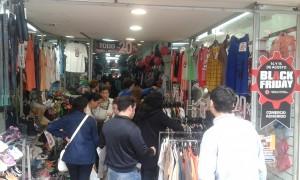 Black Friday: Los comerciantes esperan el boom de ventas para esta tarde