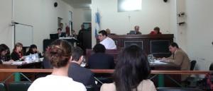"""Gendarme atropellado, el juicio: """"No pudimos hacer nada, me desvió a mí y luego atropelló a De La Cruz"""", dijo un testigo"""